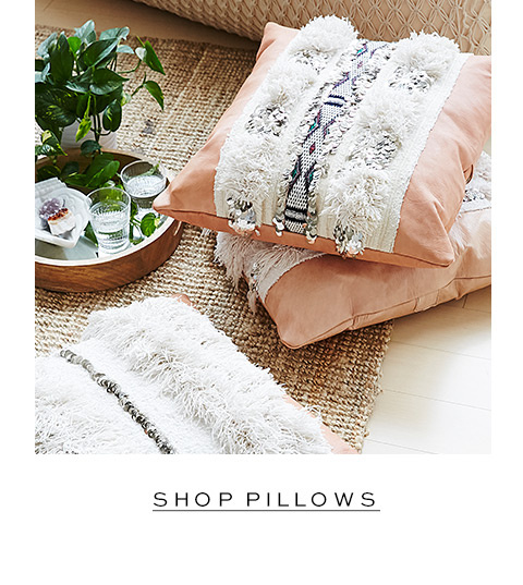 Shop Pillows at Free People