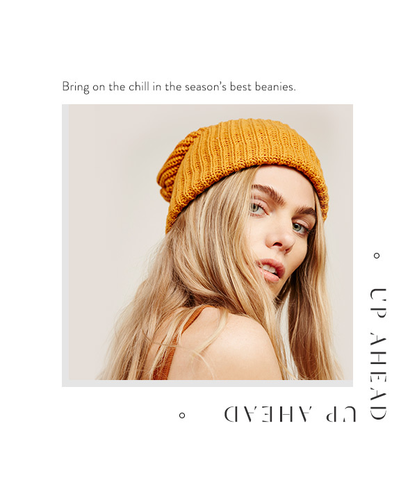 Shop Beanies at Free People