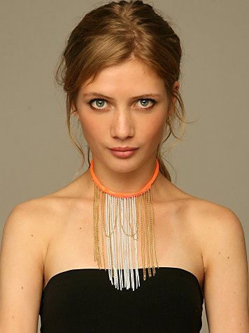 Free People Clothing Boutique > Cascading Chain Necklace :  necklace free people chain necklace chain chains