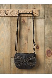 Perfed Bow Crossbody