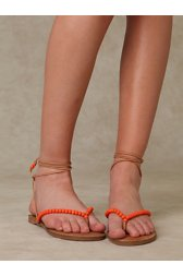 North Beach Wrap Sandal