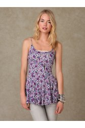 Space Floral Ballet Tunic