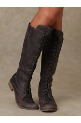 Regiment Lace Up Boot