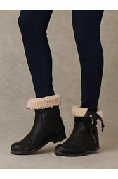 Blackstone Zip Boot