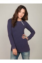 Ladder Rungs Sweater