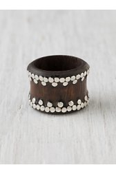 Studded Yuma Ring