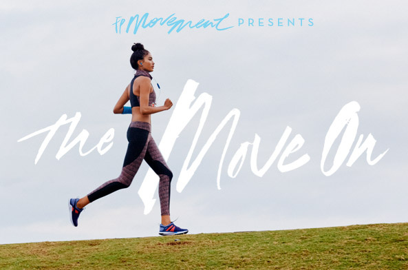 The Movement Look Book: The Move On