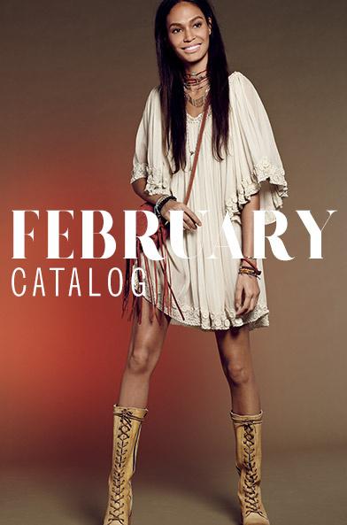 The February 2016 Catalog