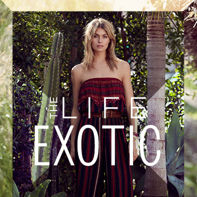 The Life Exotic Trend