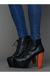 Ophelia Platform Boot