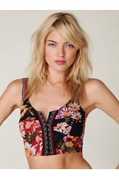 FP ONE Reflected Florals Crop Top