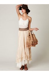 Moonbeam Maxi Skirt