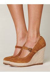 Mary Jane Espadrille