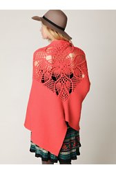 Handicraft Crochet Wrap
