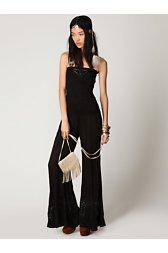 FP ONE Beaded Hippie Jumpsuit