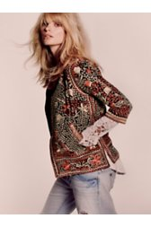 Embroidered Midtown Jacket