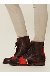 Hacienda Lace Up Boot