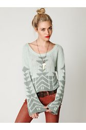 Cotton Fairisle Pullover