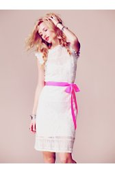 Satya Short Lace Dress
