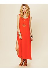 Whitney Chiffon Tank Dress
