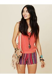 El Cortez Highwaisted Short