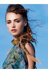 Gilded Santorini Collar