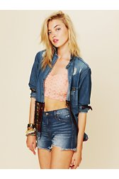 Roadie Denim Shirt