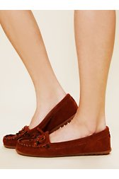 Feather Kilty Moccasin