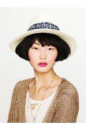 Sloane Panama Hat