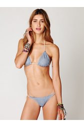 Shimmer String Bikini
