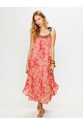 Bandana Maxi Dress