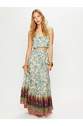 Sunrise Printed Maxi Skirt