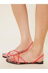 Gemma Neon Sandal
