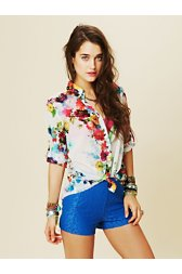 Key Biscayne Blouse
