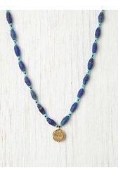 Oval Bead Rosary Charm