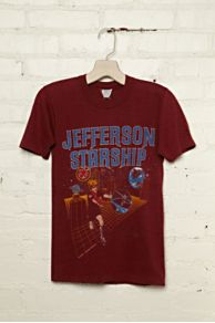 Vintage Jefferson Starship 1981 Graphic Tee at Free People