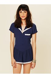 Short Sleeved Pj Top