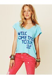 Welcome to the Jungle Tee