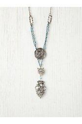 Cheerful Turquoise Bead Pendant