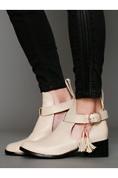 Nix Cutout Ankle Boot