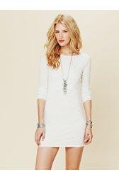 Moonshine Long Sleeve Dress
