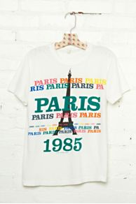 Vintage 1985 Paris Graphic Tee at Free People
