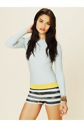 Long Sleeve One Piece Surf Suit