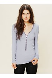 Twilight Thermal Henley