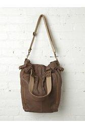 Ashla Leather Tote