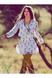 Wild Horses Dress