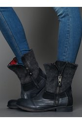Cooper Zip Boot