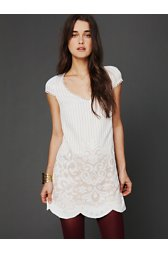 FP New Romantics Speak Easy Shift Dress