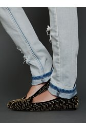 Mosaic Stud Loafer