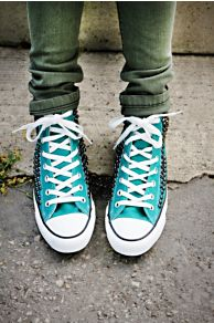 Converse Tommy Studded Chucks at Free People